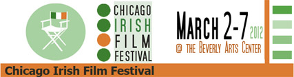 Chicago Irish Film Festival Banner Image